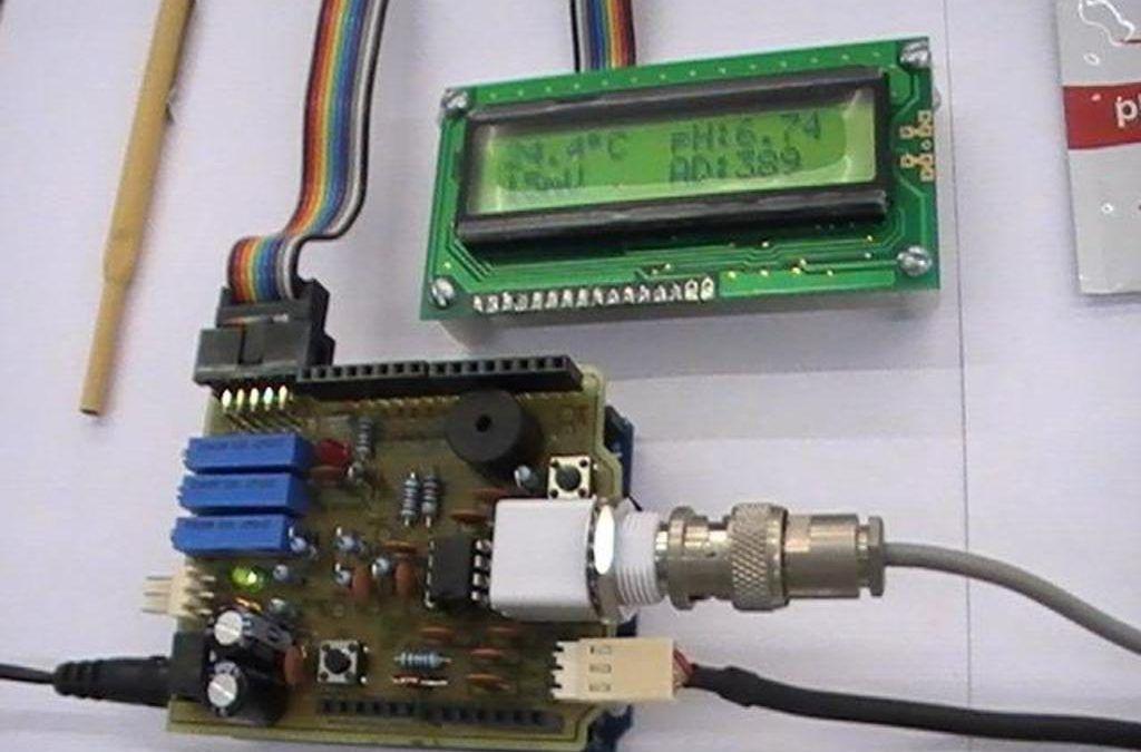 phDuino – Medidor de pH con Arduino