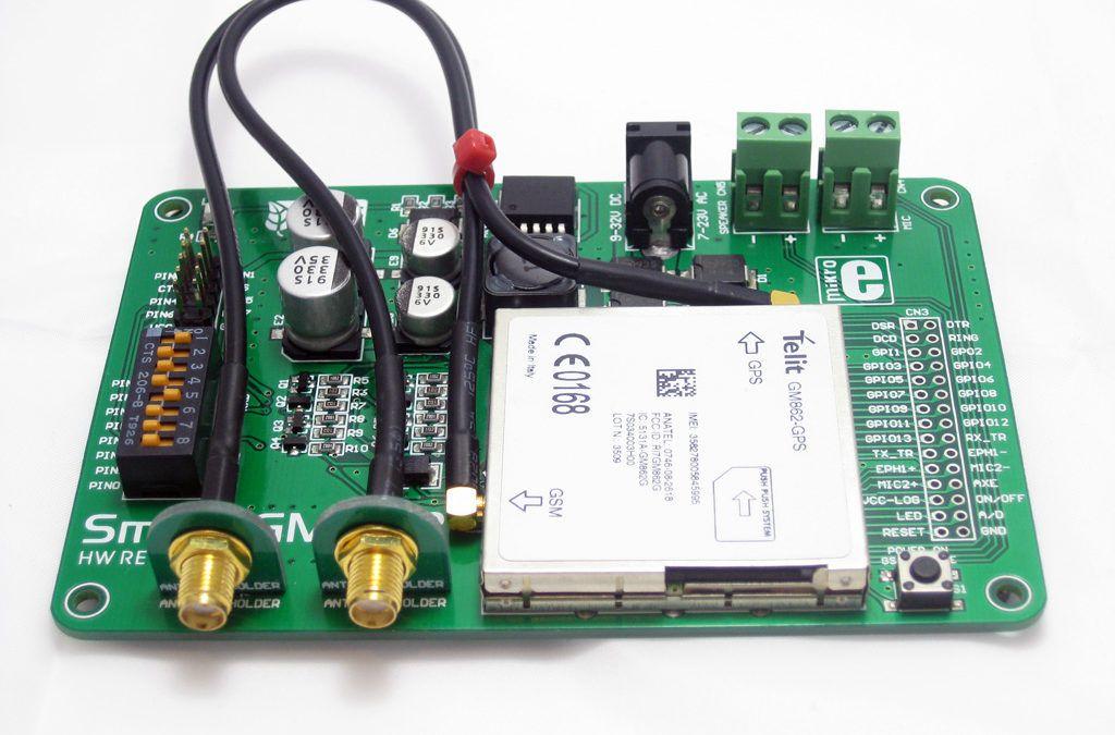 Módulo Telit GM862-GPS