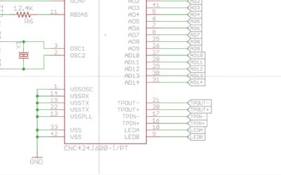 Esquemáticos con label – tips Autodesk EAGLE