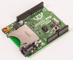 "Plataforma de desarrollo ""Duino"" para Electric Imp Wifi"