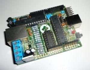 Nanode, Arduino conectado a ethernet con ENC28J60