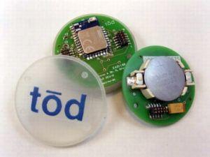 Baliza de radio bluetooth de baja energía (Proyecto tod) (BLE)