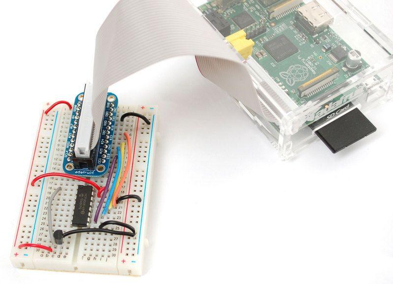 Cosm con el Raspberry Pi