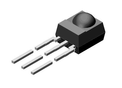 Detecci n de obstaculos y presencia con sensor infrarrojo for Sensor de presencia