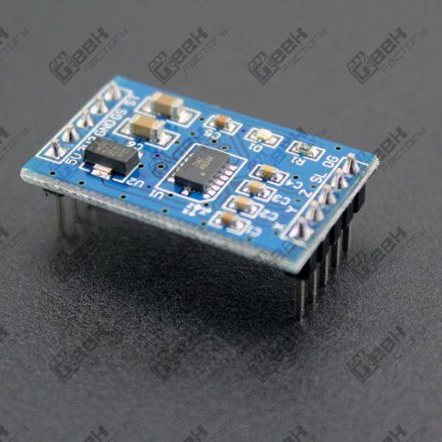 MMA7455 Acelerómetro
