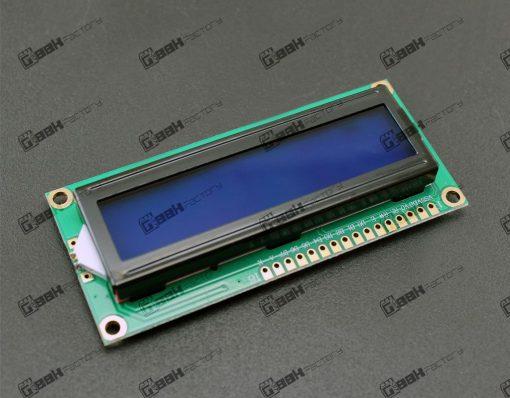 Pantalla LCD de 16x2