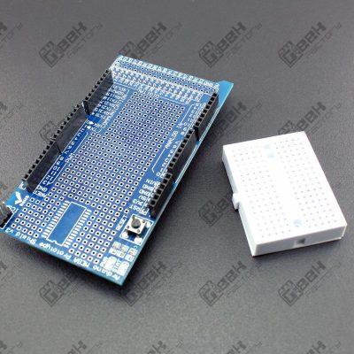 Shield prototipos para Arduino Mega