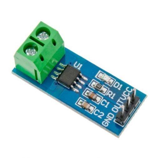 ACS712 Módulo sensor de corriente 20 a
