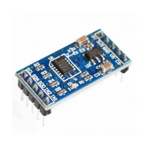 ADXL345 acelerómetro digital 3 ejes