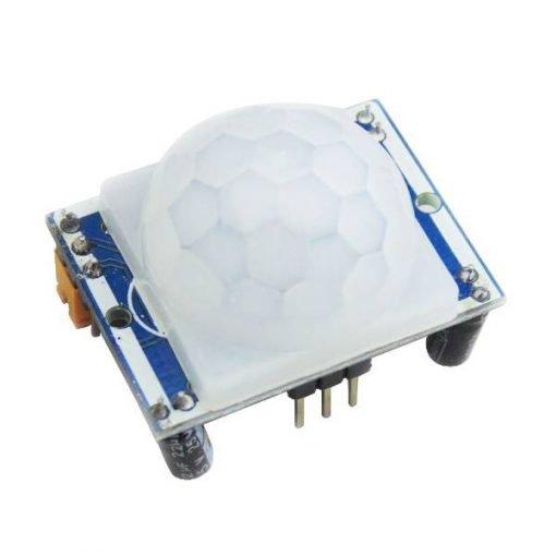 HC-SR501 Sensor PIR detección de movimiento