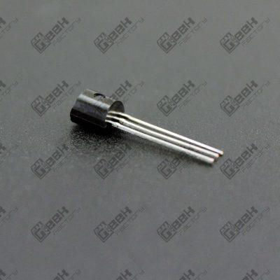 Sensor de Temperatura LM35Z