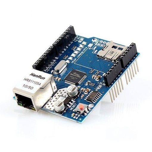 Shield Ethernet económico W5100 wiznet