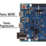 Instalar driver puerto USB Nativo en Arduino DUE