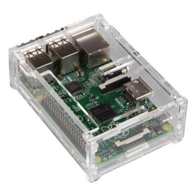 Carcasa de acrílico para Raspberry Pi