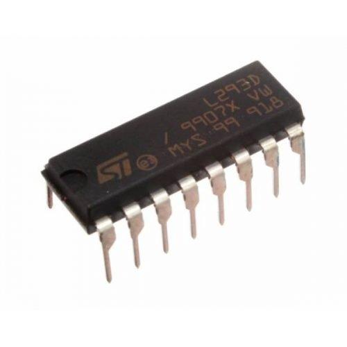 L293D Circuito integrado puente H