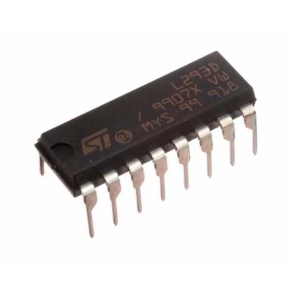Circuito H : L d circuito integrado puente h geek factory