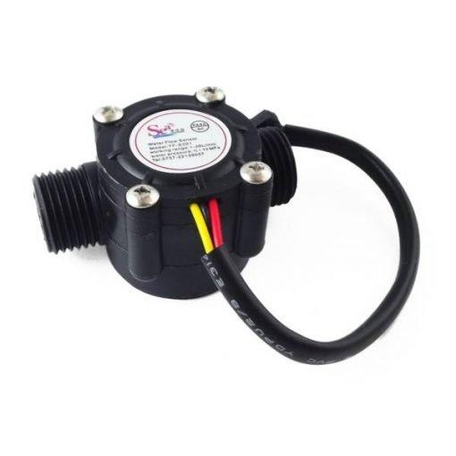 YF-S201 caudalímetro sensor de flujo de líquidos 1/2 pulgada