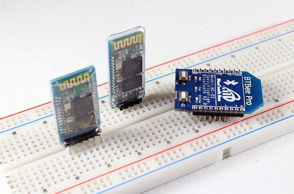 Bluetooth HC-05 y HC-06 Tutorial de Configuración