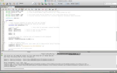 Grabar un PIC con Bootloader desde MPLAB X
