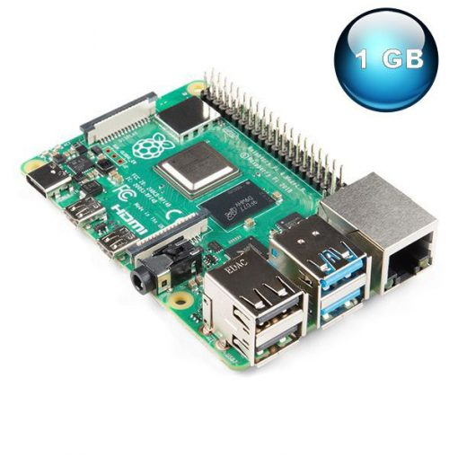 Raspberry Pi 4 Modelo B 1 GB de RAM
