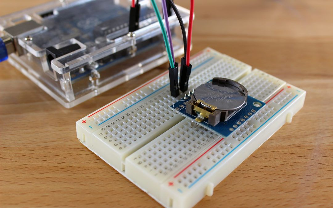Tutorial DS1307 con Arduino
