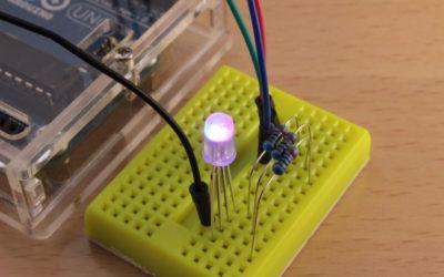 Controlar tu arduino desde la PC mediante comandos de texto