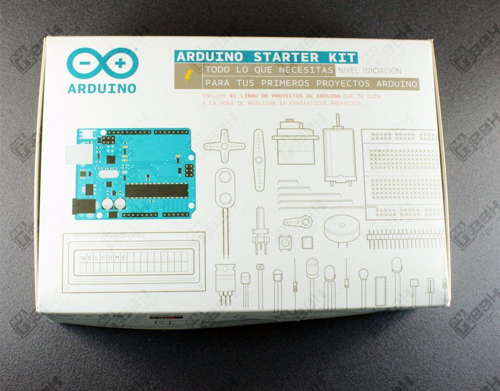 Arduino starter kit original español geek factory