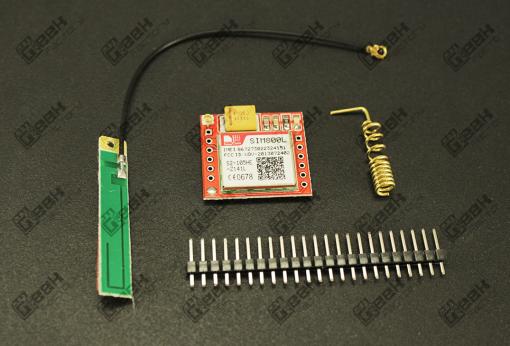 SIM800L Módulo GSM/GPRS