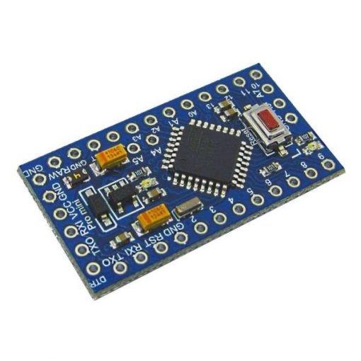 Arduino Pro Mini 5 volts 16 Mhz genérico