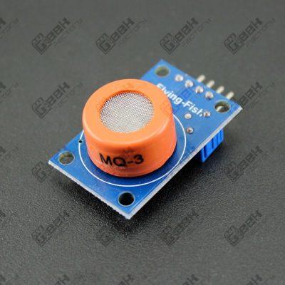 MQ-3 sensor de alcohol