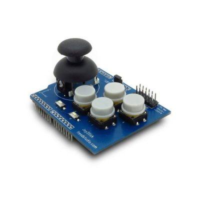 Shield joystick y 4 botones Itead