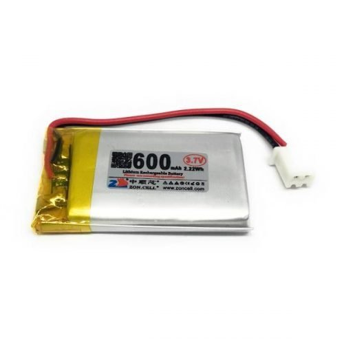 Batería LiPo 3.7 V 600 mAH