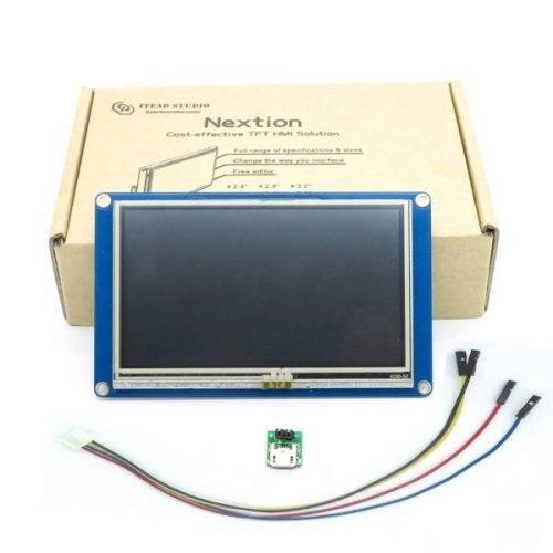LCD Nextion 4.3 pulgadas NX4827T043