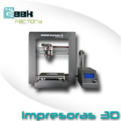 Impresoras 3D y Extrusores