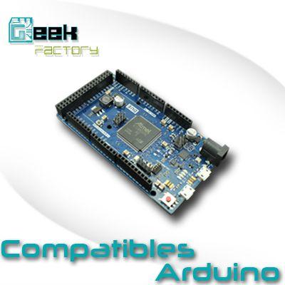 Compatibles con Arduino