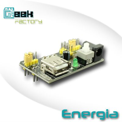 Energía, fuentes de alimentación y baterías