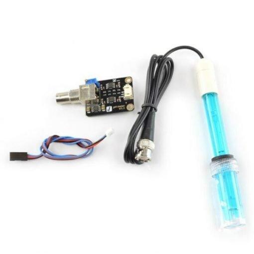 Kit sensor de pH para Arduino Gravity DFRobot