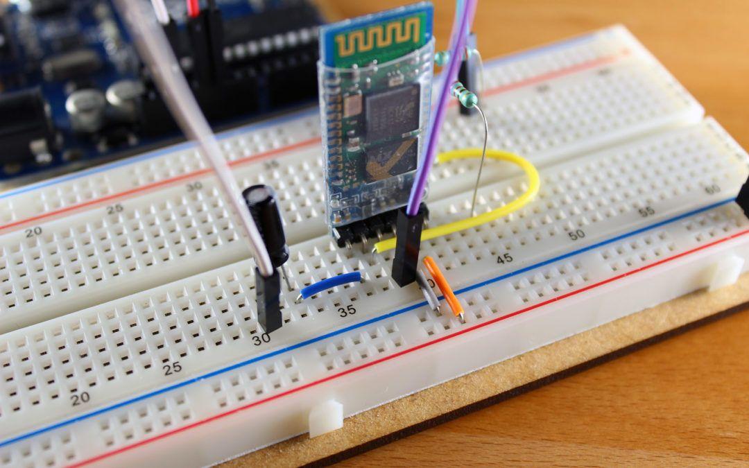 Programación inalámbrica de Arduino por Bluetooth