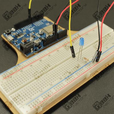 Base para Arduino y Protoboard