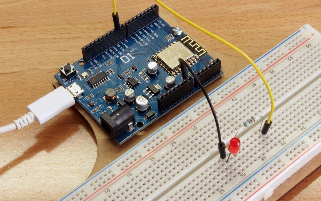 Programar el Wifi ESP8266 con el IDE de Arduino