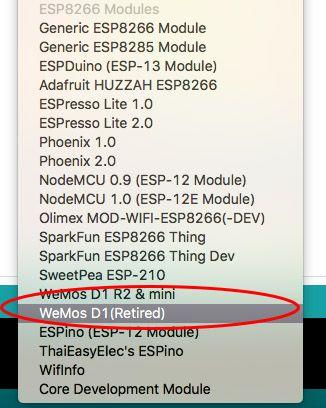 programar wifi esp8266