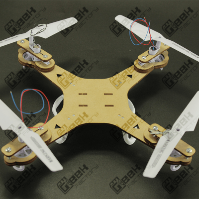 Kit para Dron Corte Láser