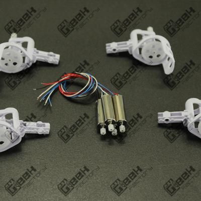 Micromotores y Montaje para Hélices de Dron