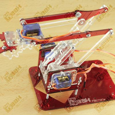 Kit Brazo Robótico meArm para Arduino