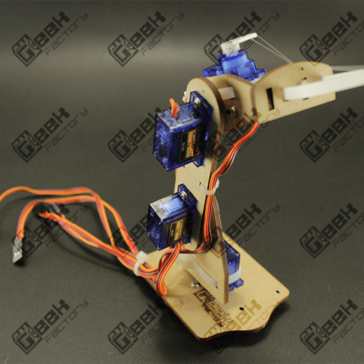 Kit Mini Brazo Robot Arduino