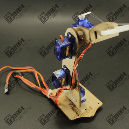 Kit Mini Brazo Robot Arduino