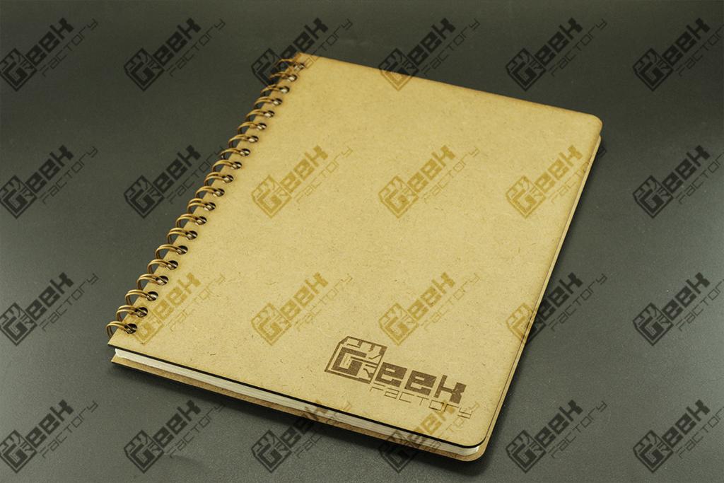 Pastas Personalizadas para Cuaderno. Corte Láser