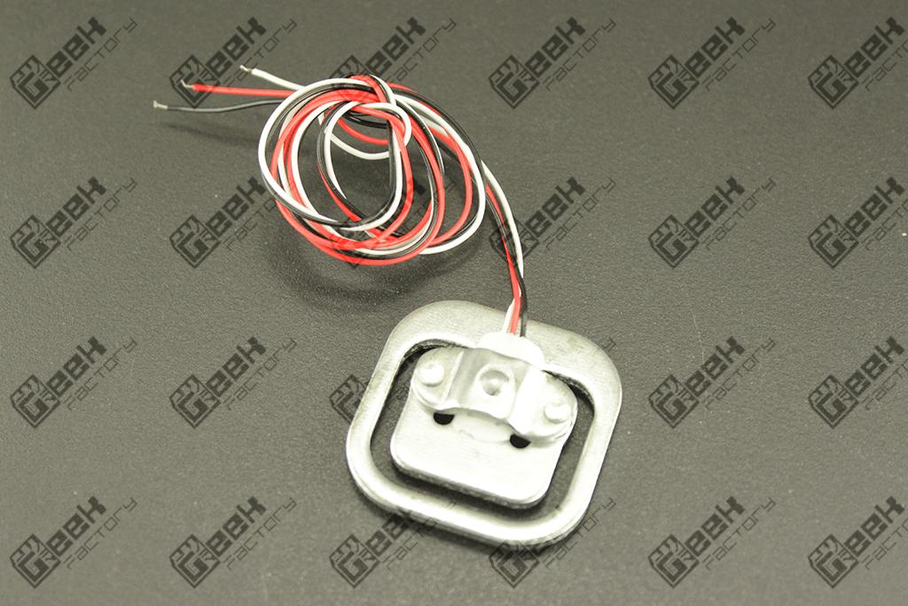 Sensor De Peso O Fuerza De 50 Kg Geek Factory