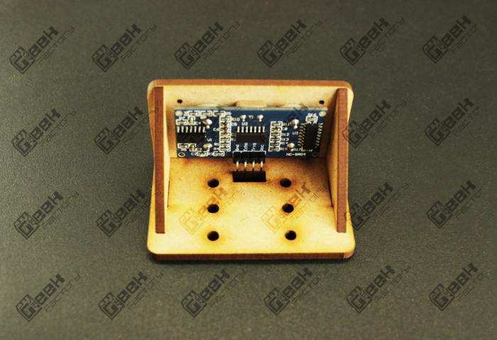 Base para Sensor Ultrasónico