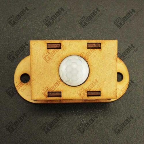 base para sensor pir hc-sr501